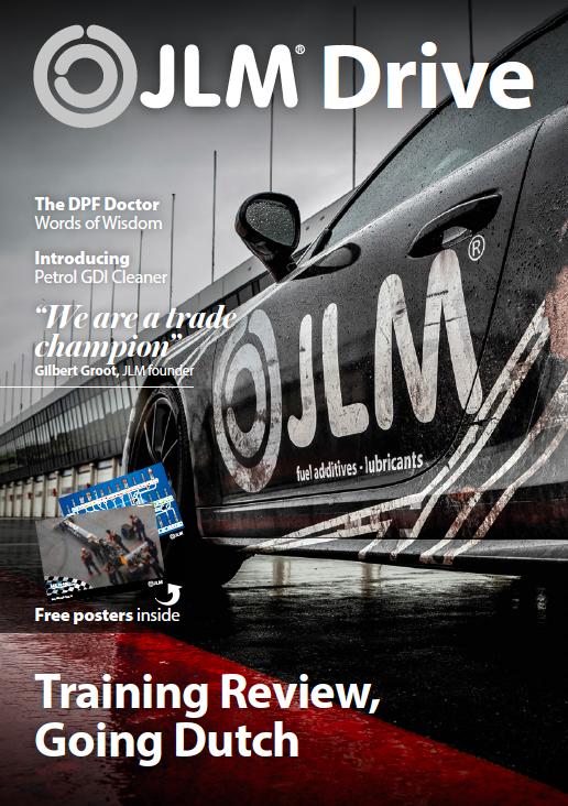 Časopis JLM Drive