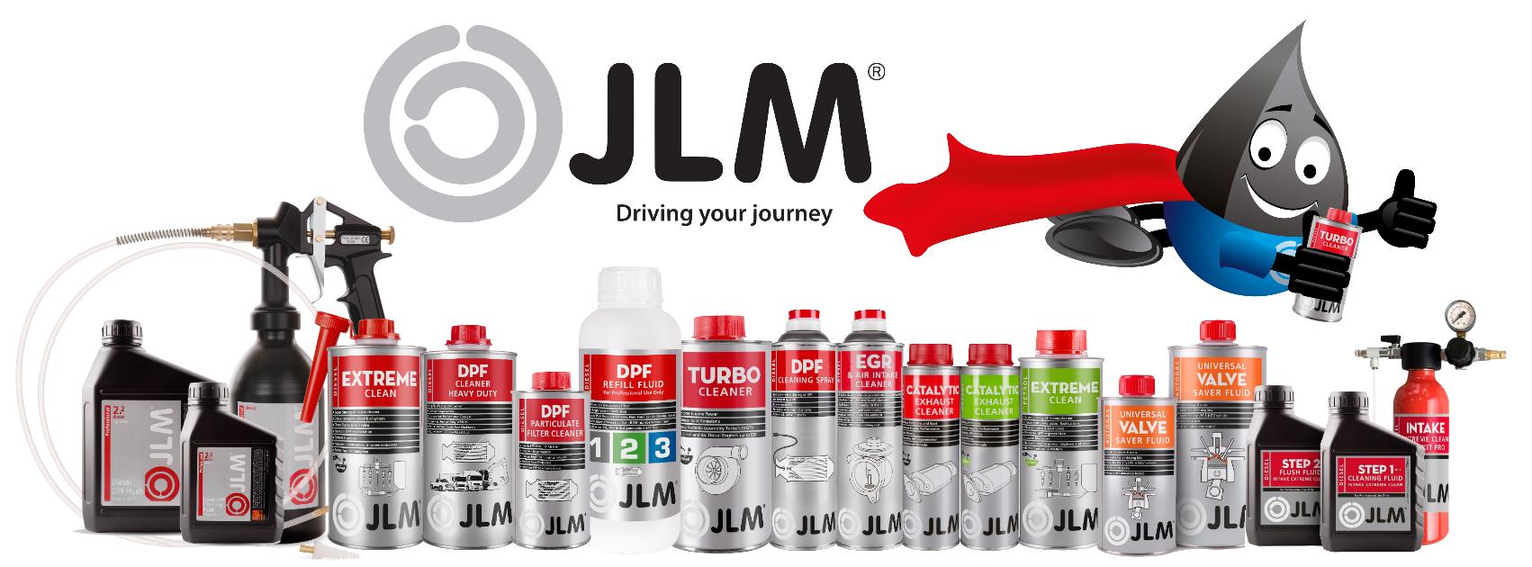 O výrobcovi JLM