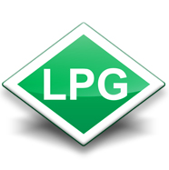 Samolepka LPG