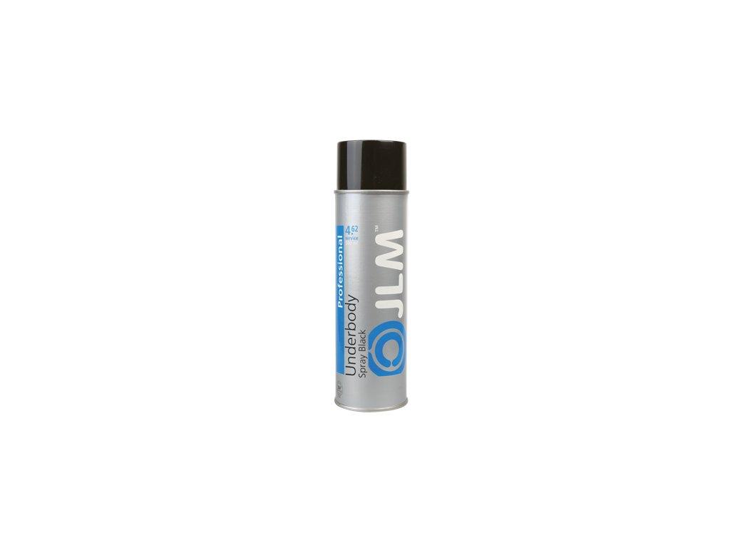 JLM Underbody Spray Black 500ml - gumovy nástrek podvozku