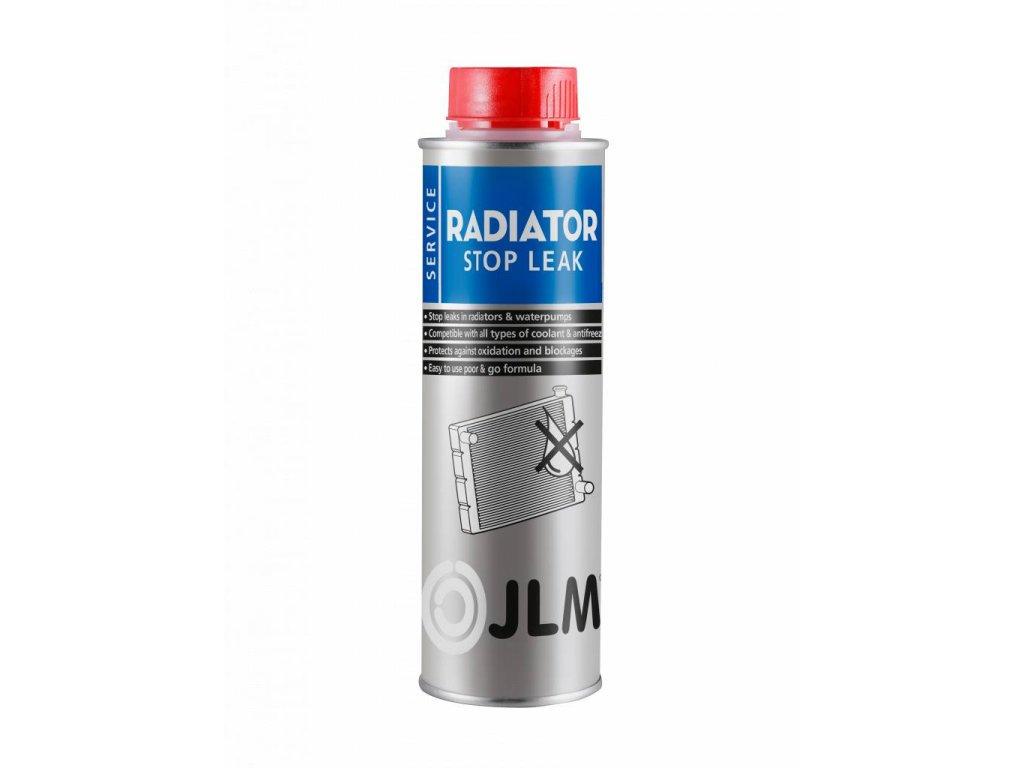 JLM Radiator Stop Leak 250ml - utesňovač chladiča s kondicionérom