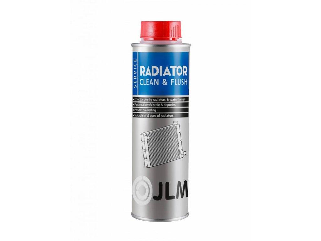JLM Radiator Clean & Flush Pro - preplach chladiča