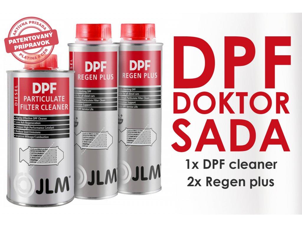 DPF doktor sada