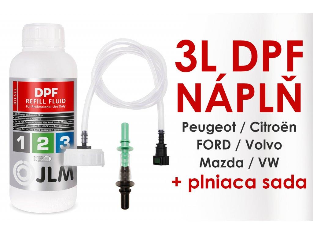 DPF naplň+sada