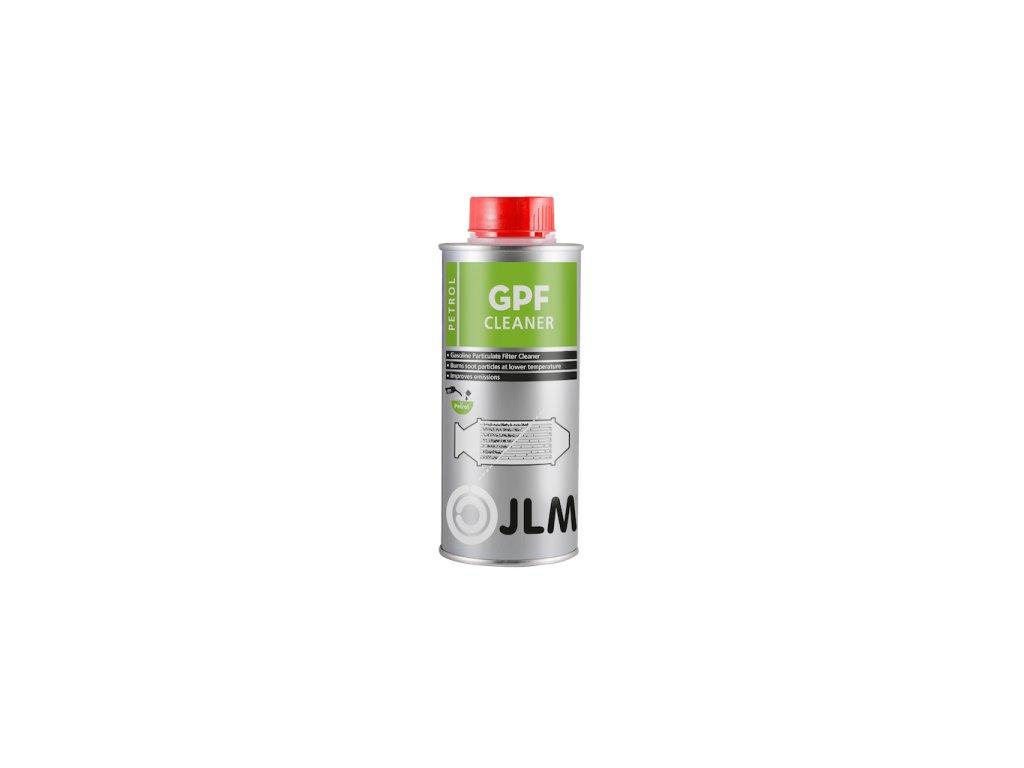 JLM GPF cleaner aditivum cistenie benzinoveho filtra castic