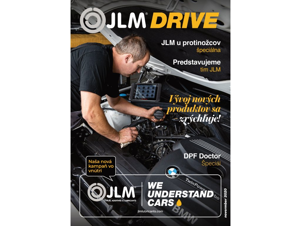 JLM DRIVE SK katalog produktov