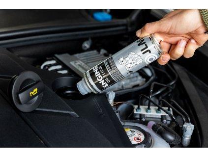 jlm engine oil flush preplach motora