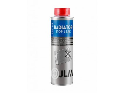 JLM Radiator Sealer & Conditioner Pro 250ml - utesňovač chladiča s kondicionérom