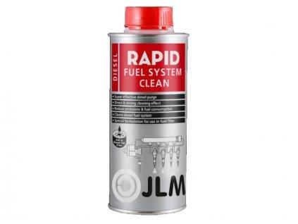 JLM diesel Rapid fuel cleaner ucinny preplach vstrekovacov