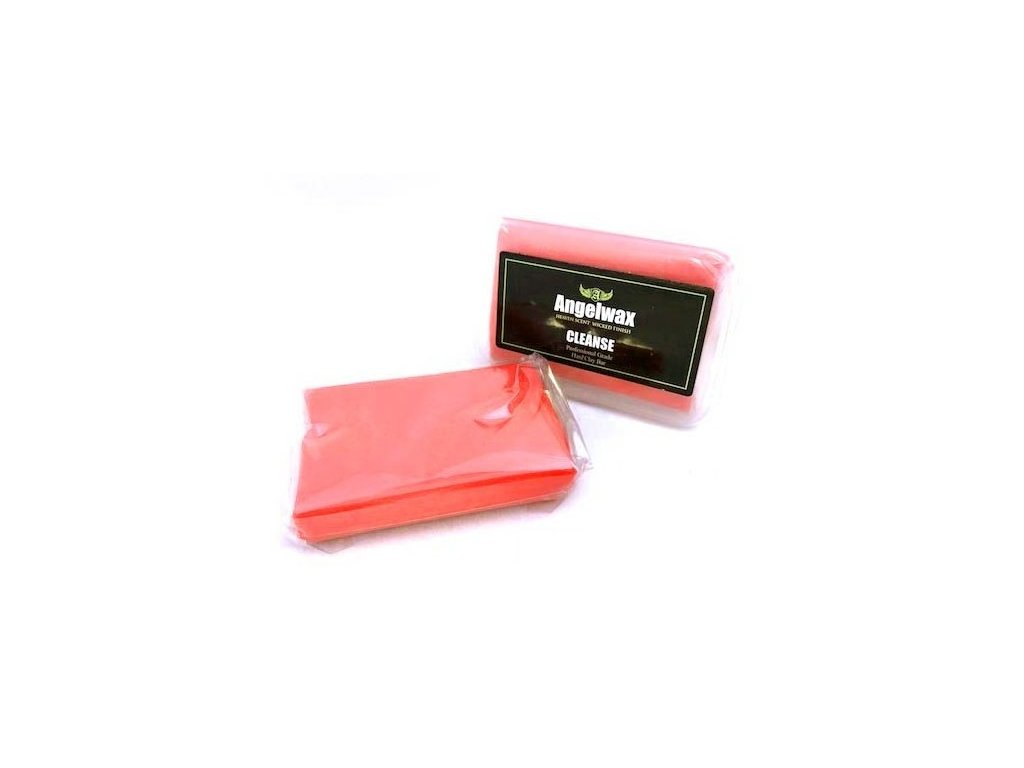 clay bar red