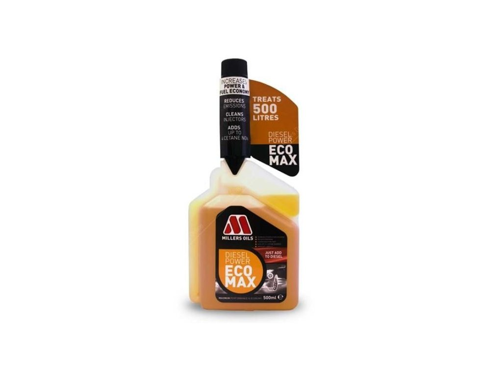 Millers Oils Diesel Power ECOMAX aditivace nafty 500 ml