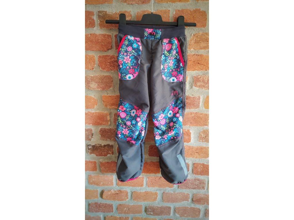 kalhoty dívčí micropeach 116 (1)