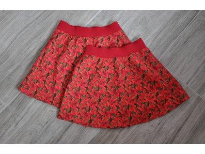 jahodová sukně náplet 110 a 122 (1)