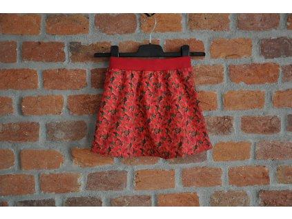 jahodová sukně náplet 110 a 122 (2)