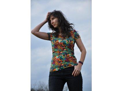 ROSALIE kojící triko (2) upr
