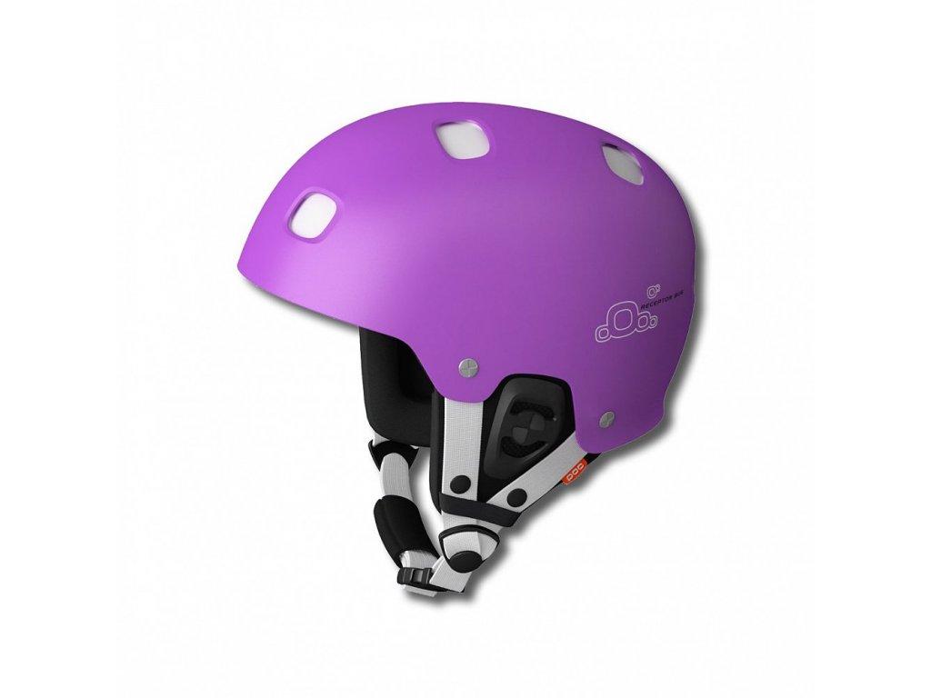 POC Receptor BUG Adjustable Purple