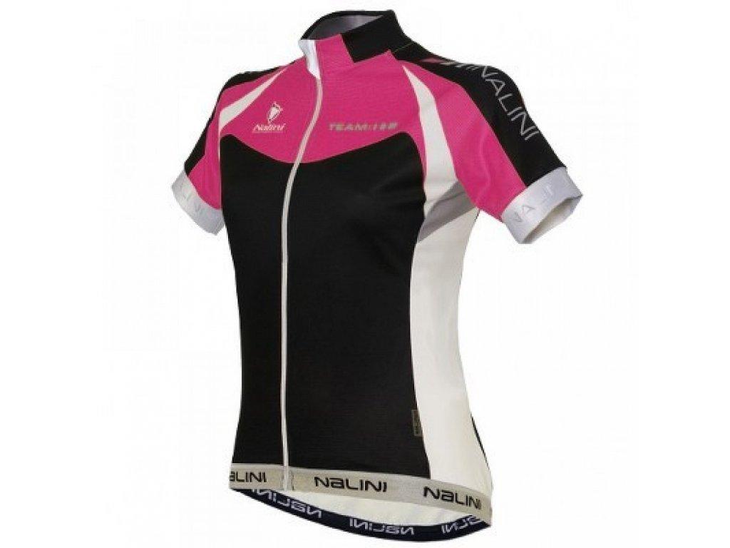 Nalini CALTHA E13 Black n Pink