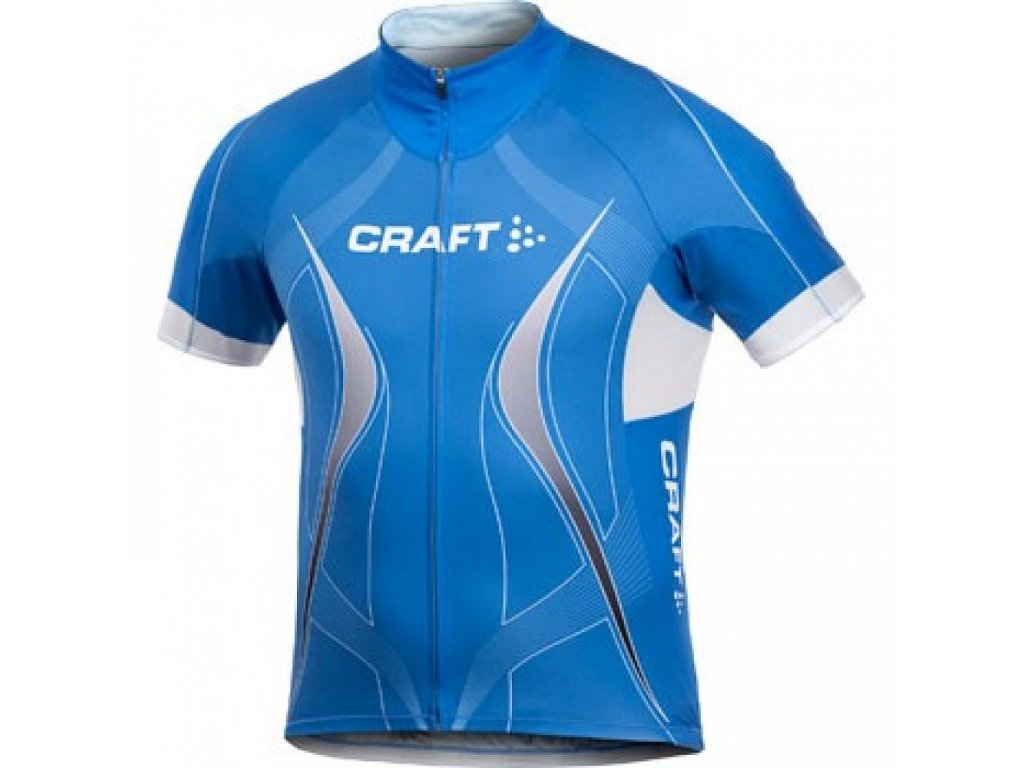 Craft Performance tour jersey M Blue n White