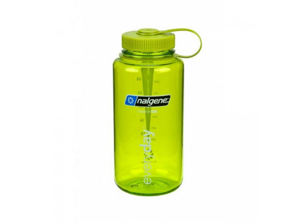 Nalgene Wide Mouth Spring Green 1 l