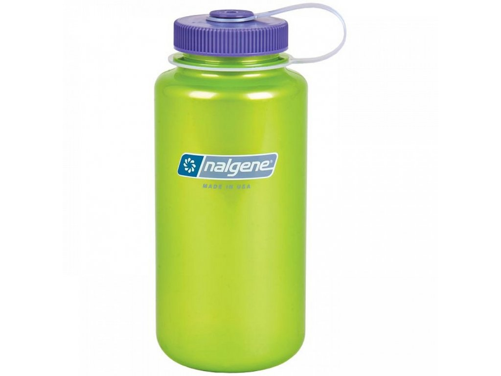 Nalgene Wide Mouth Lime 1 l
