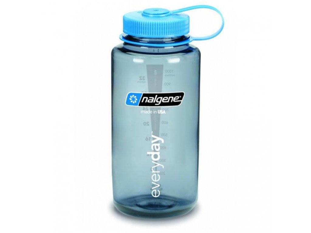 Nalgene Wide Mouth Gray 1 l