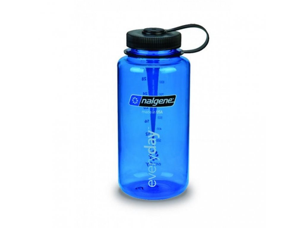 Nalgene Wide Mouth Blue 1 l