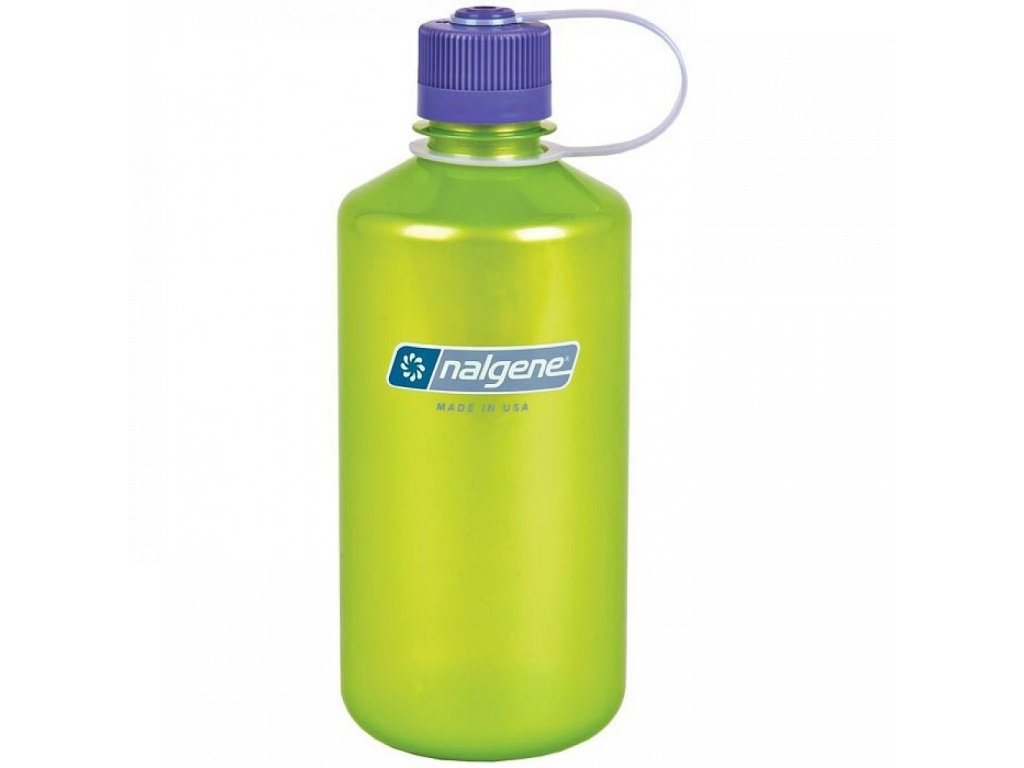 Nalgene Narrow Mouth Lime 1 l