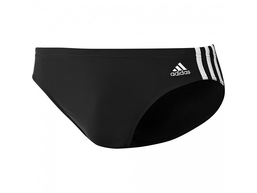 Adidas Infinitex 3-Stripes Authentic Swim Trunks