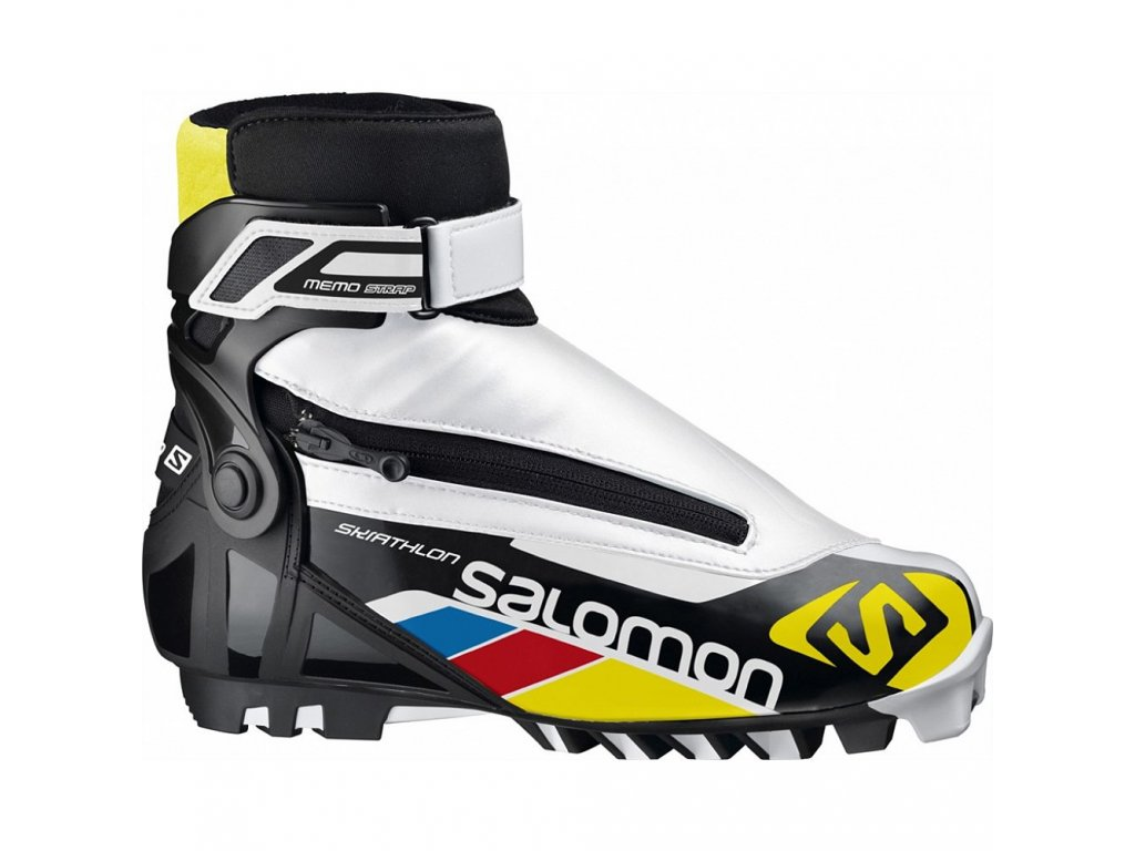 Salomon SKIATHLON M Black n White n Yellow