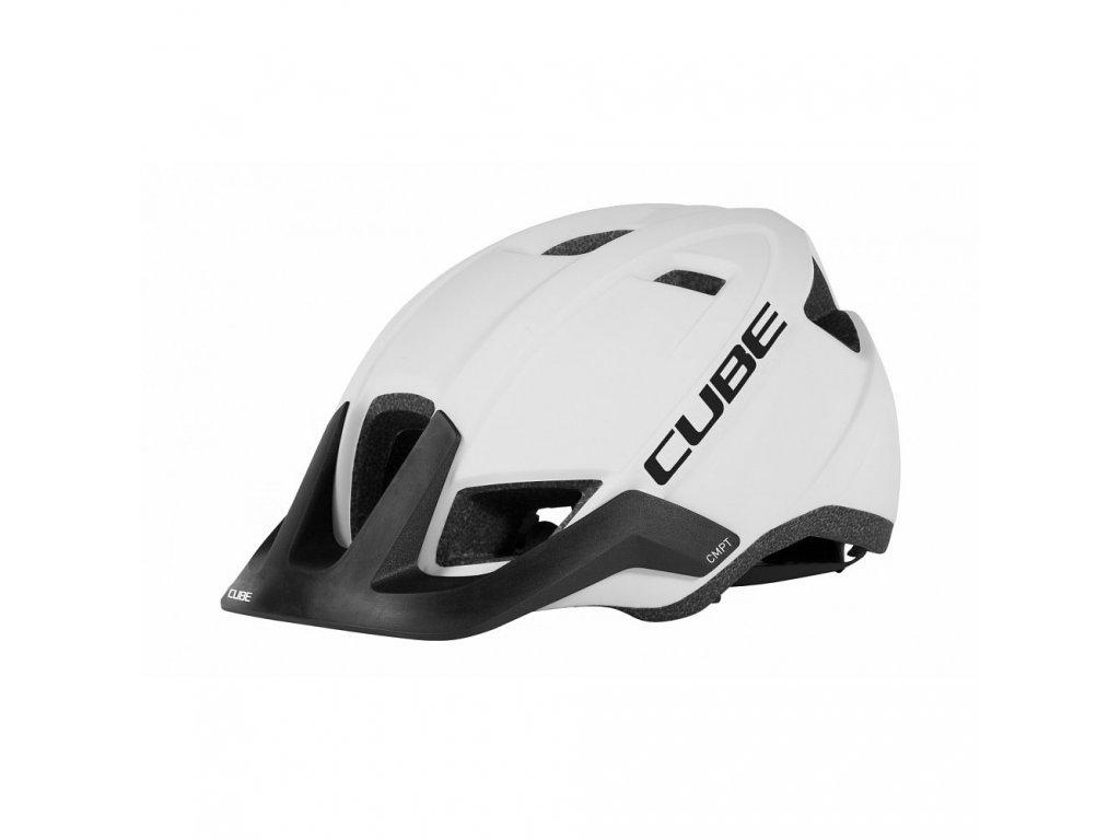 Cube CMPT White n Black