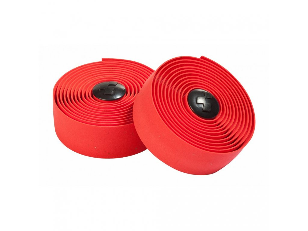 Cube BAR TAPE CORK - červená