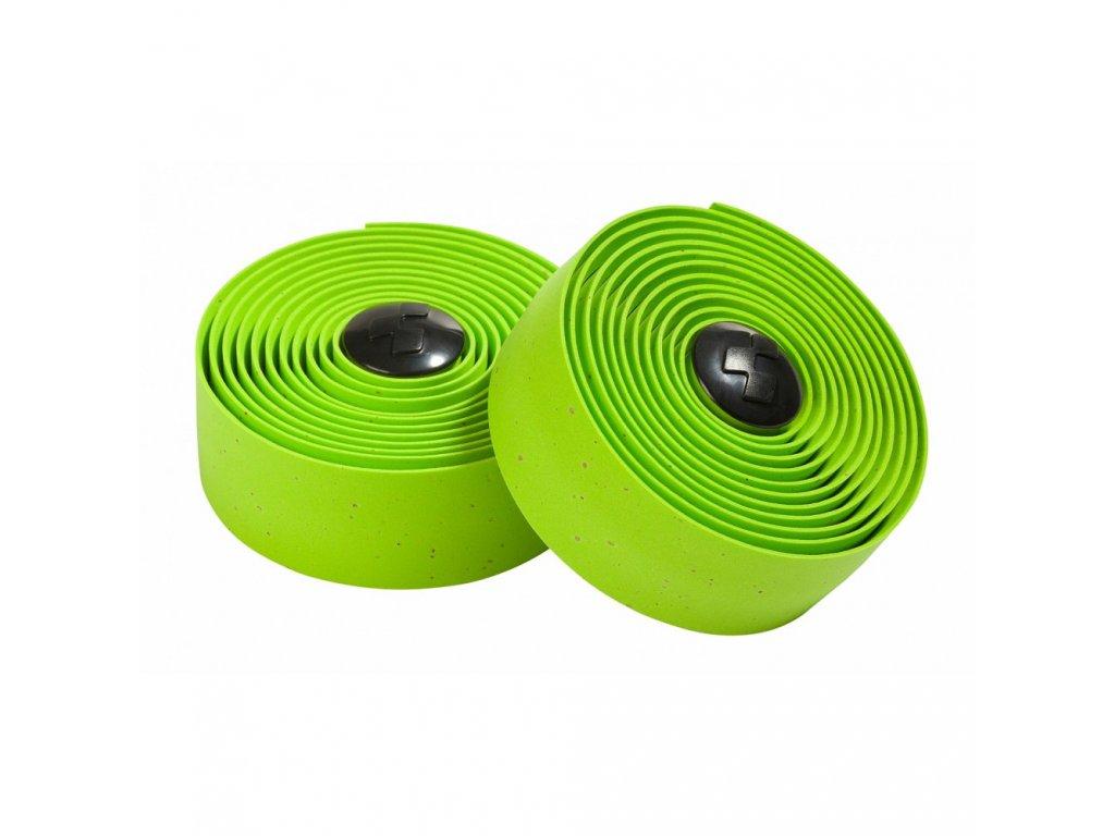 Cube BAR TAPE CORK - zelená