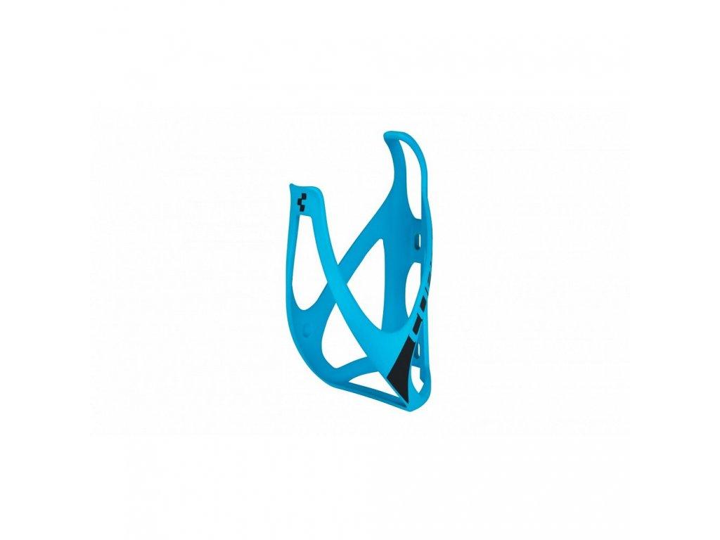 Cube BOTTLE CAGE HPP Mat Blue n Black