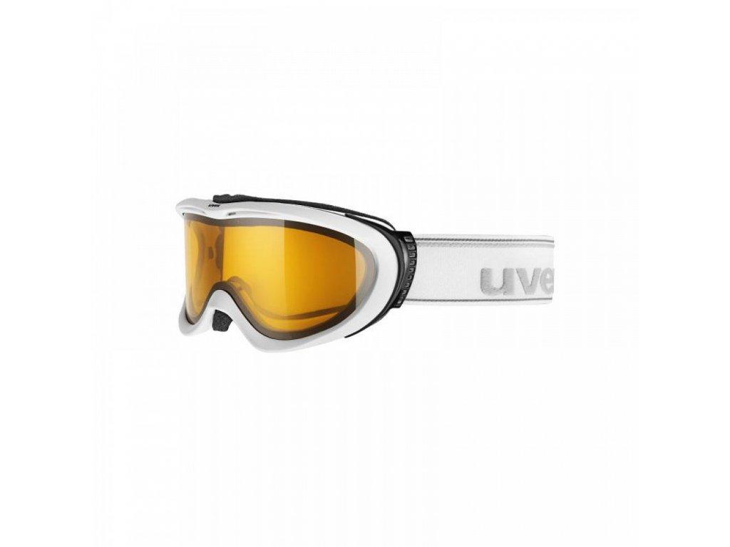 Uvex comanche optic biela matná 2015/16