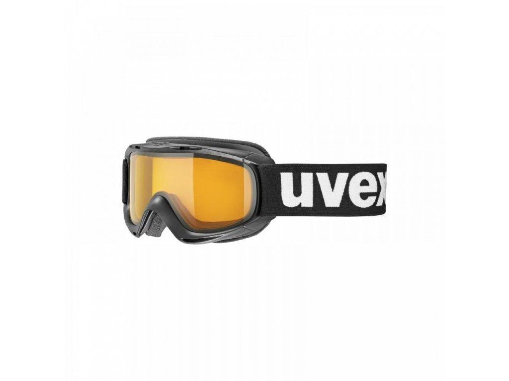 Uvex slider čierne 2015/16