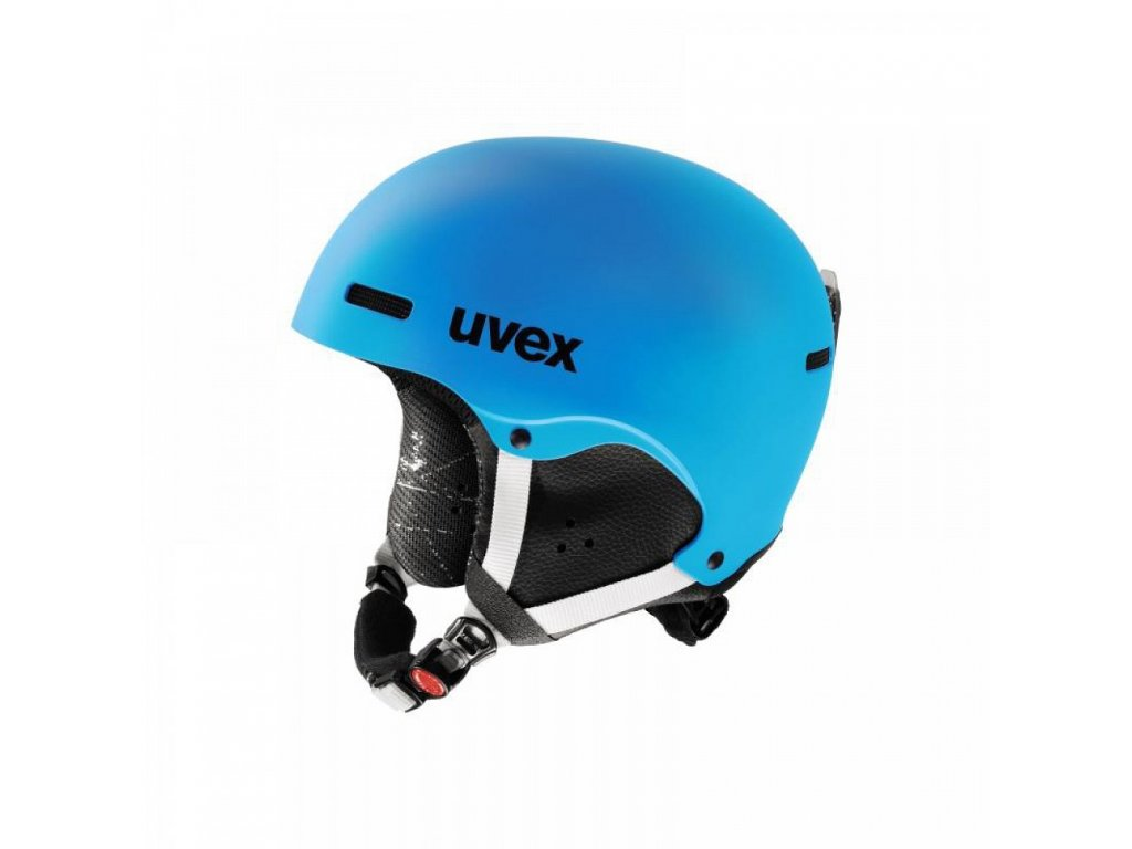 Uvex HMLT 5 junior Mat Blue