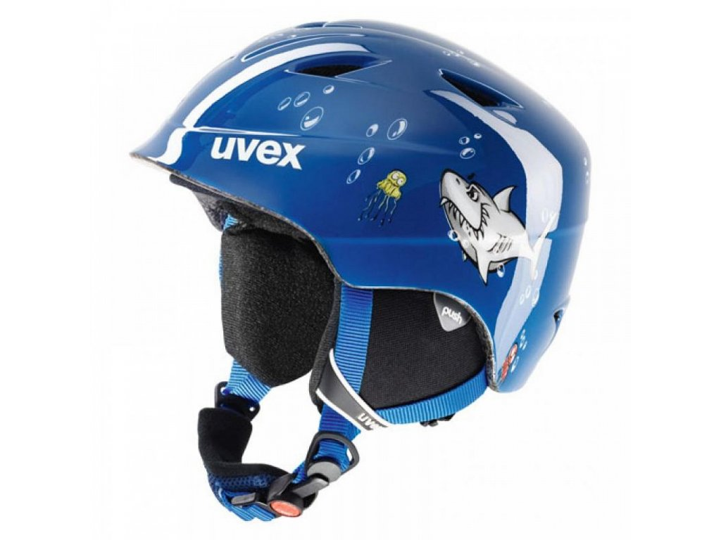 Uvex airwing 2 Dark Blue