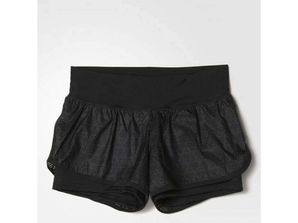 Adidas TWO-IN-ONE GYM SHORT