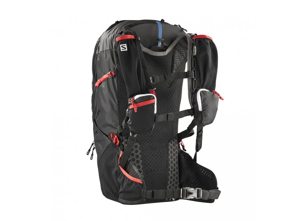 Salomon BAG PEAK 30 BLACK