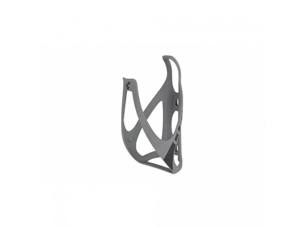 Cube BOTTLE CAGE HPP Mat Grey n  Black