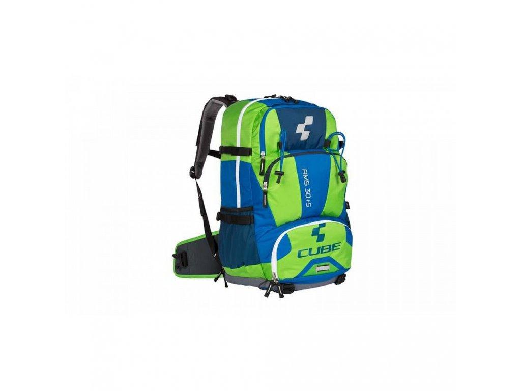 Cube RUCKSACK AMS 30+5 Blue n Green