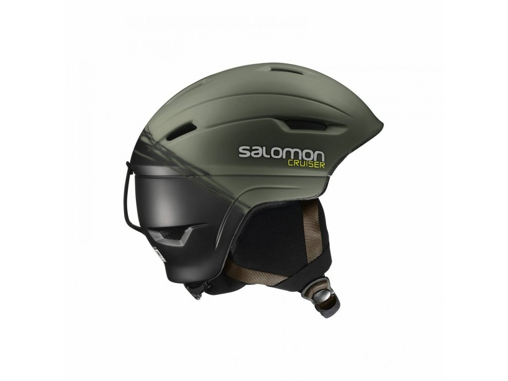 Salomon Salomon Cruiser 4D 2 Swamp n Black