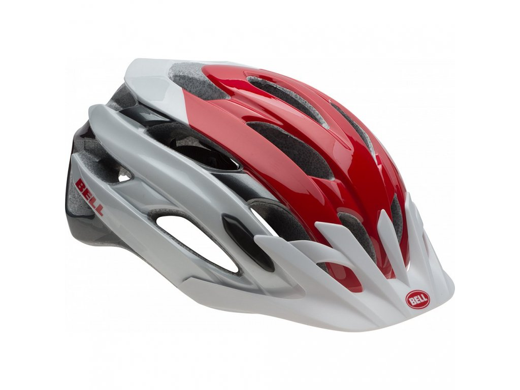 Bell Event XC White n Red