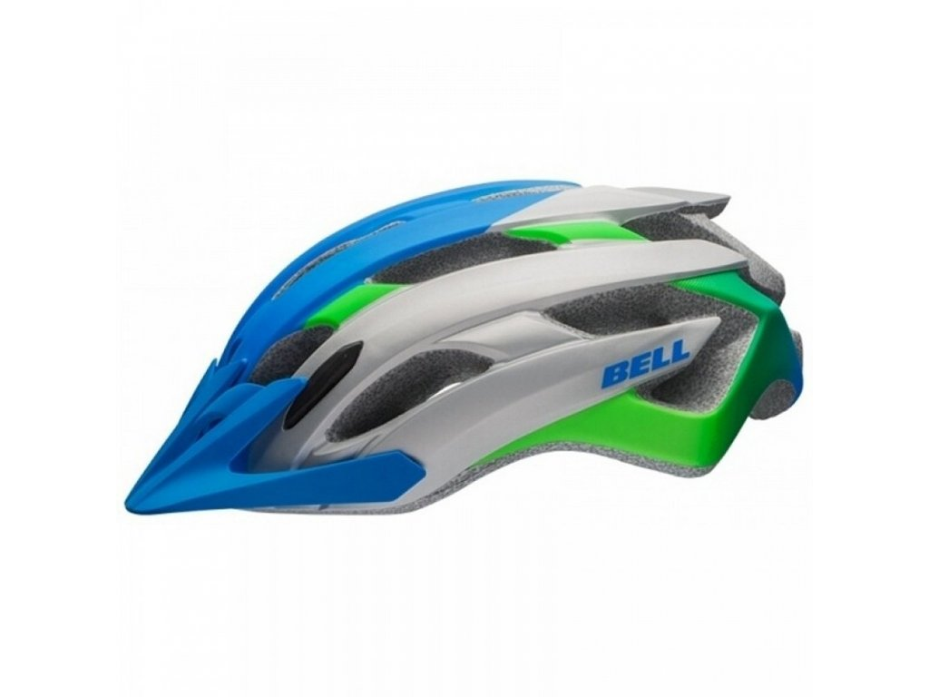 Bell Event XC Blue n Green