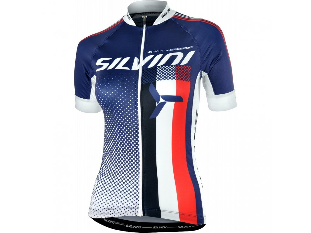 Silvini Team Navy Woman Dark Blue