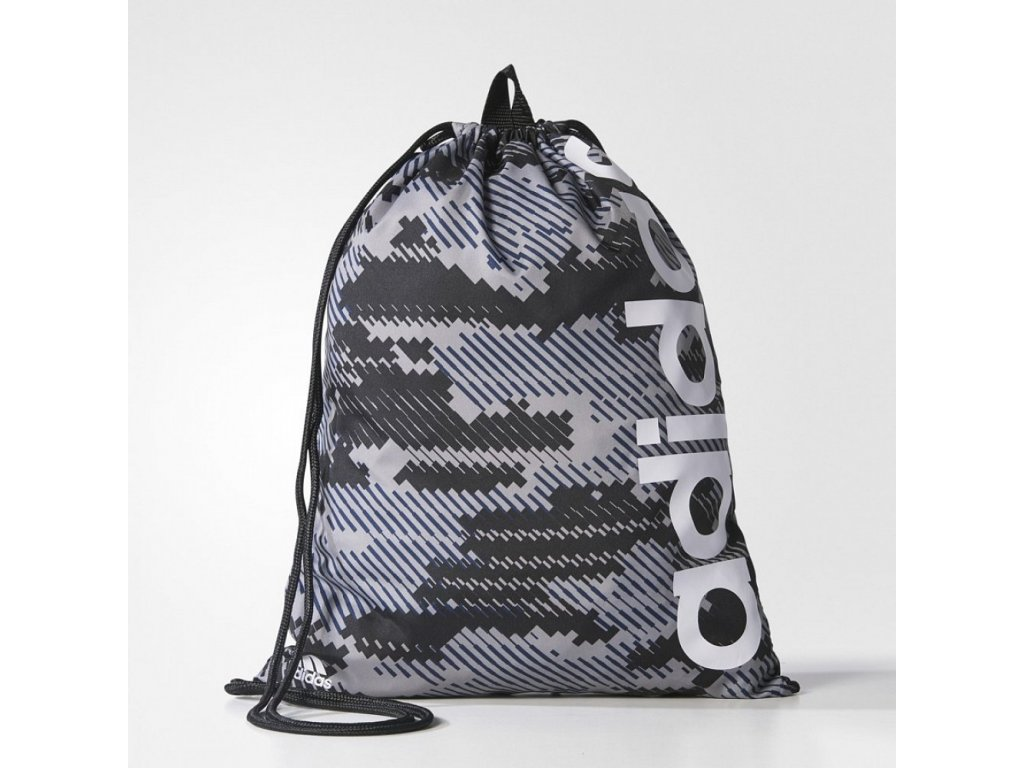 Adidas LINEAR PERFORMANCE GRAPHIC GYM BAG