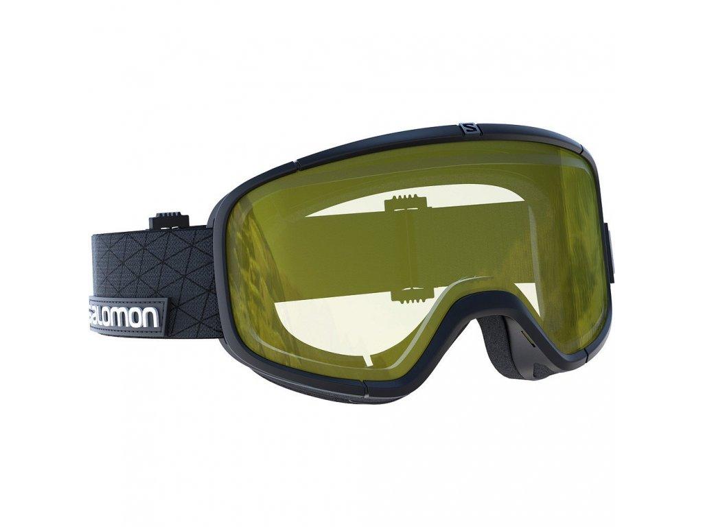 Salomon SEVEN FOUR ACCESS Black/Green