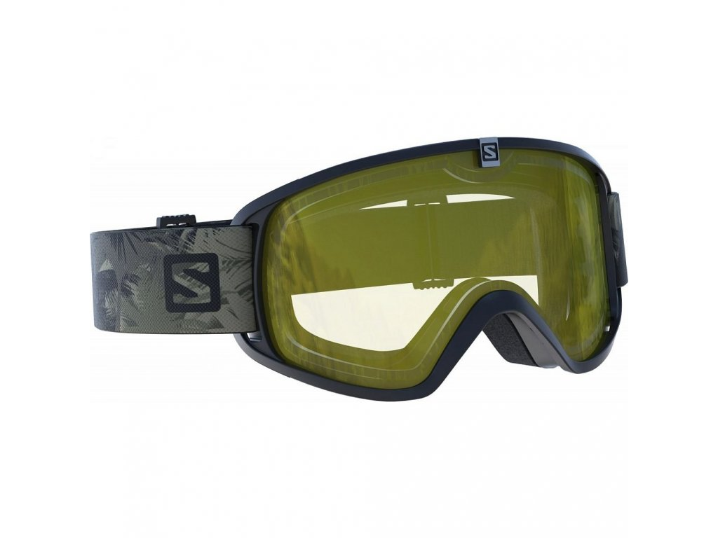 Salomon TRIGGER camo / yellow