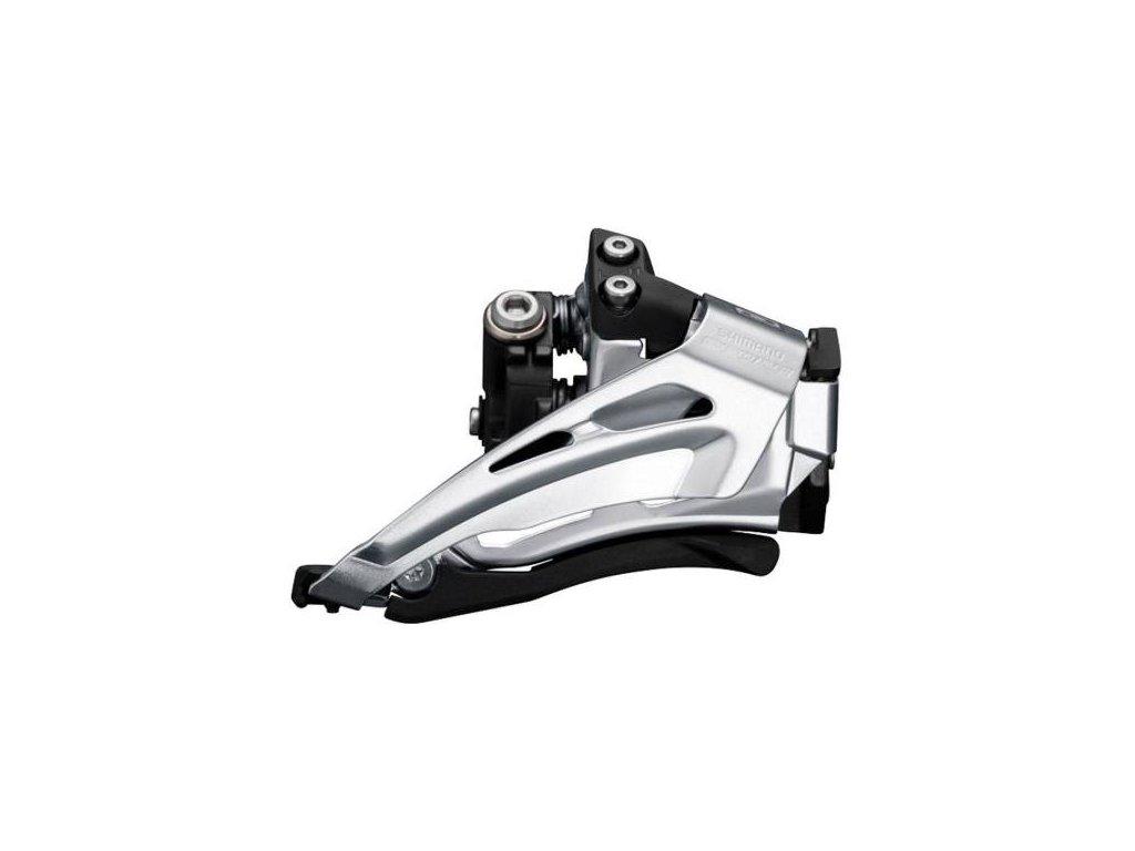 Shimano Deore M6025 - 10 rýchlostný, Dvojprevodník