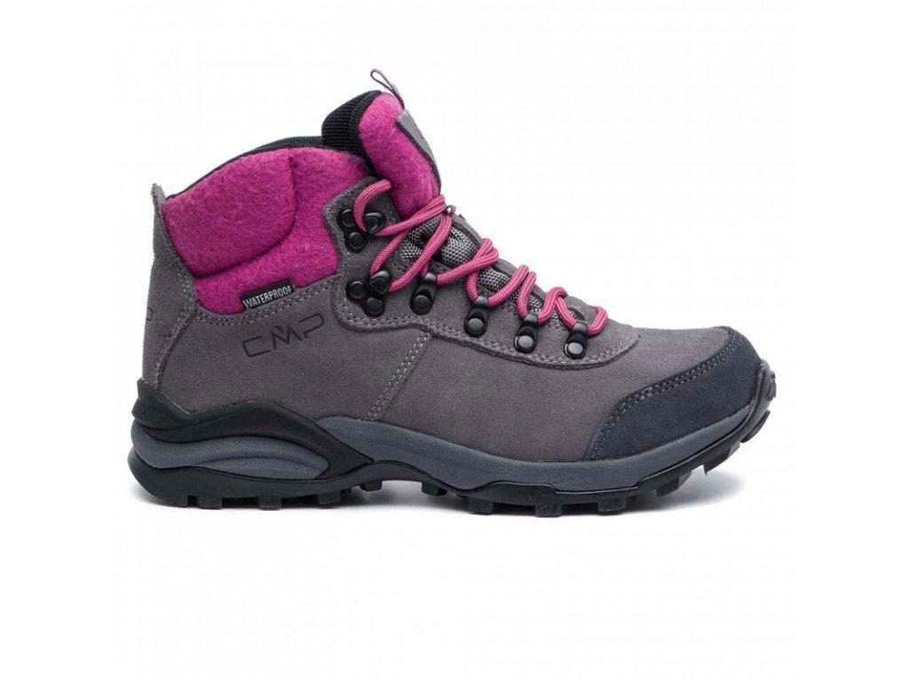pol pm Damskie buty trekkingowe CMP RIGEL TURAIS 38Q4586 U887 31208 2